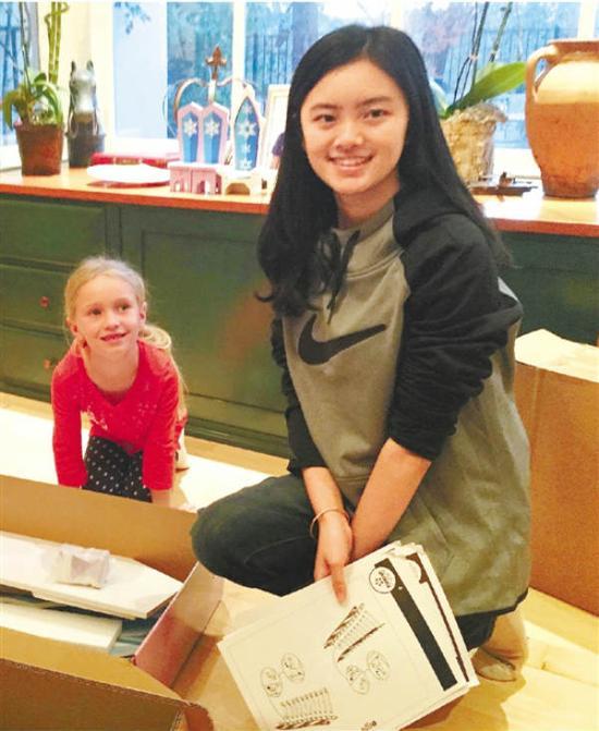 杭州高三女生被哈佛提前录取 会编程颜值高