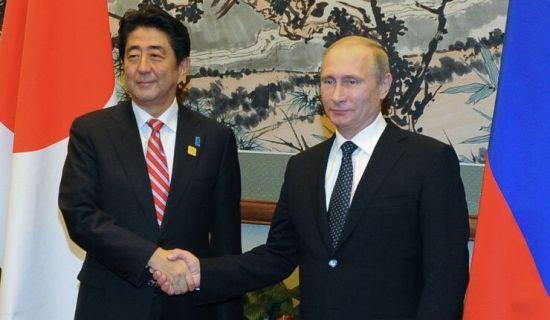 安倍为何不听奥巴马劝,一定要访俄见普京?