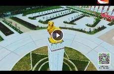 中国·尚义第十三届赛羊会:青山绿水 先睹为快