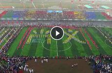 中国·尚义第十三届赛羊会暨第二届羊肉美食节开幕