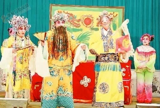 乌拉哈达戏迷俱乐部的故事 晋剧《打金枝》之坐宫