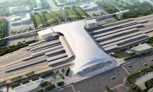 高大上!未来张家口南站将建成这样