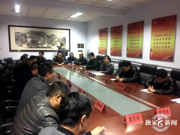 涿鹿县委书记高薇下基层宣讲十九大精神