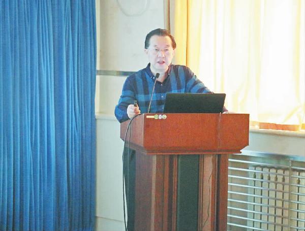 杨新明:为骨病患者带来新希望
