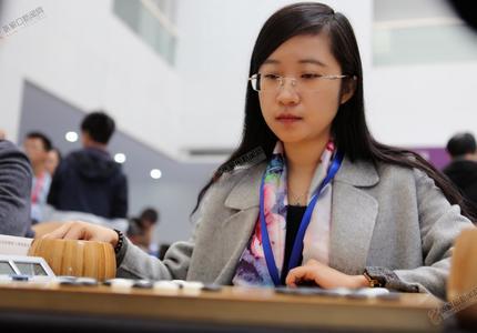 怀安才女韩冬:清华园里的围棋高手