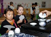 传统民间工艺进幼儿园
