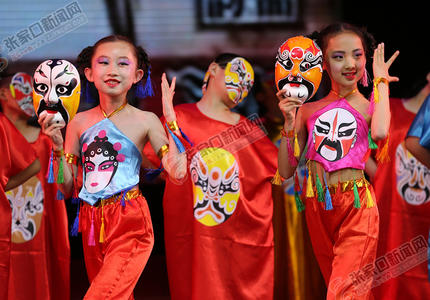 传统文化润童年