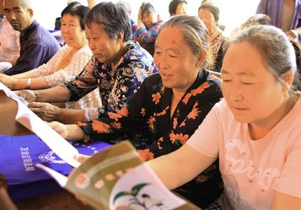 新时代农民讲习所:助力乡村振兴