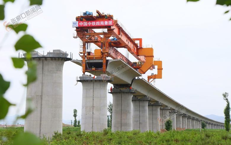 张呼铁路:融入呼包鄂经济圈的便捷通道