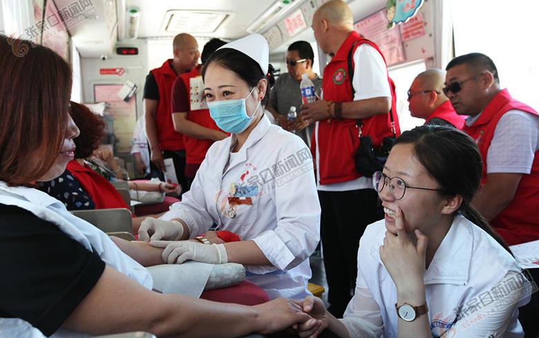 20年,全市50万人捐献热血