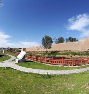 博彩不限制ip送彩金38明城墙遗址公园尽展古城历史魅力