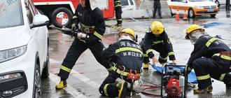 应急救援演练 保障公众生命安全和财产安全