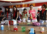 河北省少先队两项重点活动现场拉练会在张家口举行