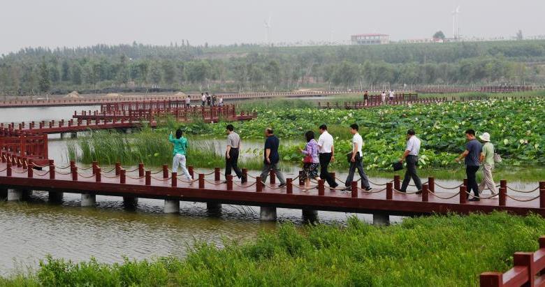 怀来:50亿元打造官厅水库湿地公园