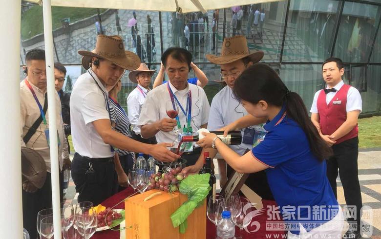 全国知名媒体聚焦怀来县游客服务中心及恒大国际葡萄酒文化旅游城