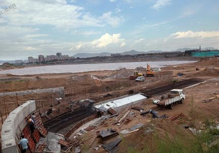 柳川河流域综合治理工程稳步推进