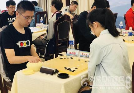 """第六届""""中国·怀安杯""""全国业余围棋公开赛开赛"""