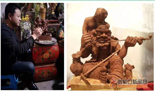 """刘少宇:被生意""""耽误""""的泥塑家"""