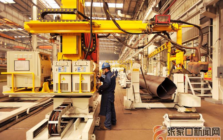 宣化区:老工业基地重点培育四大支柱产业