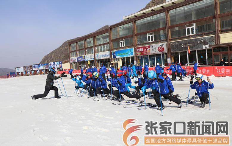 张家口崇礼区领航滑雪志愿服务项目荣获全国银奖