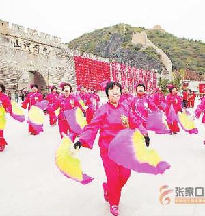 【红红火火中国年】张家口市第二届年俗文化旅游系列活动启幕(七)