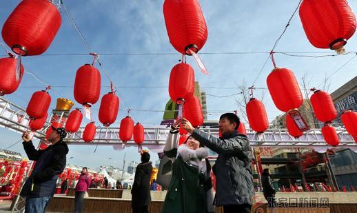 我们的节日 春节