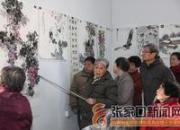 画中岁月长———记张家口市老年书画研究会会员南梅山