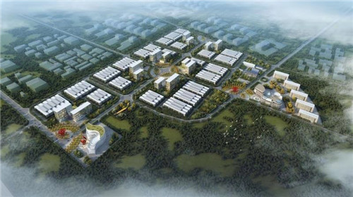 新闻资讯 秦淮数据携手施耐德在怀来打造高端装备制造基地