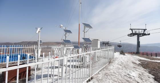 氣象服務保障冬奧會