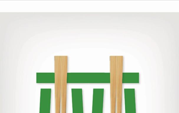 保护森林 向一次性筷子说不