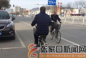 非机动车和行人不守规则随意行