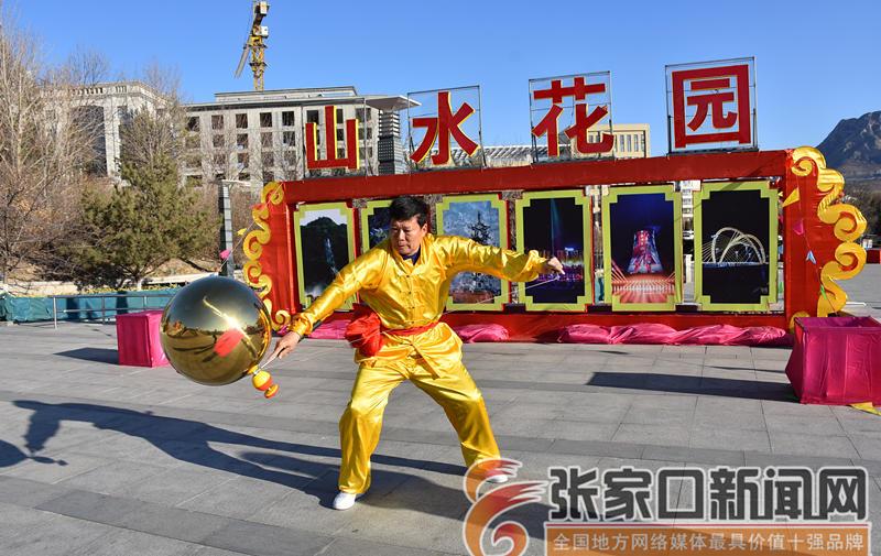 张崇友:弘扬空竹文化助力文明城市创建