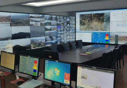 桥东:北斗系统精准守护32万亩森林安全