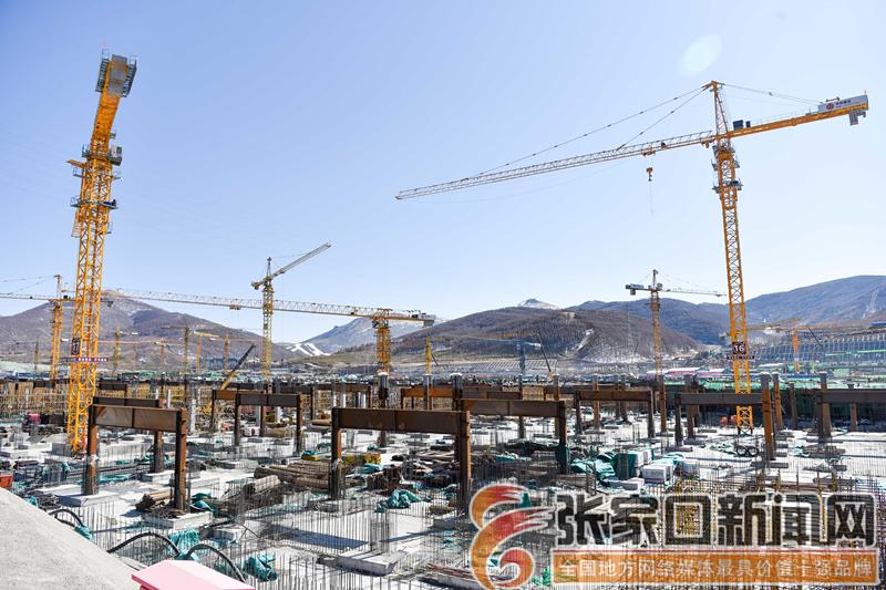 张家口赛区冬奥竞赛场馆主体将于年内完工