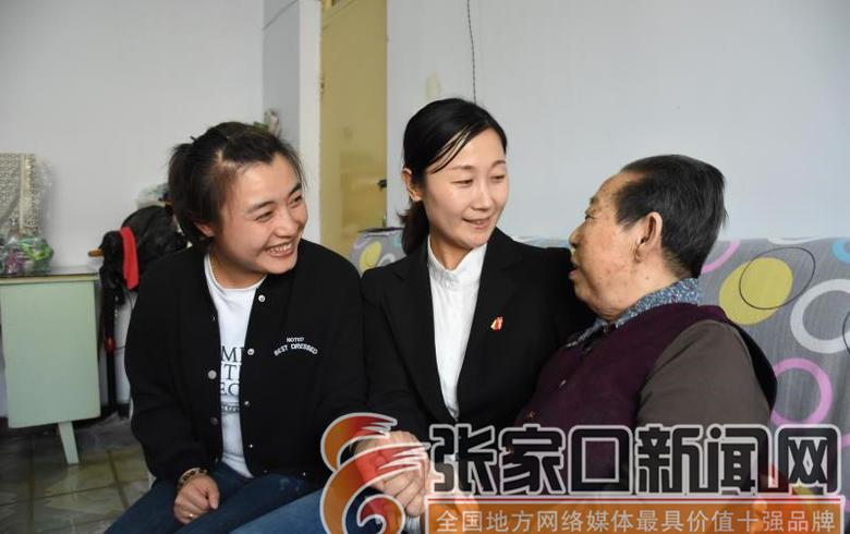 【新时代新青年】贾旭汝:服务居民奉献青春