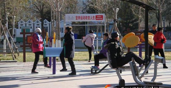 冰雪产业铸就金字招牌  体育运动惠及山城百姓
