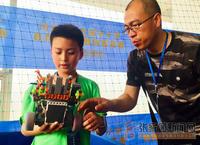 經開區第一小學在 2019 年省機器人比賽中獲佳績