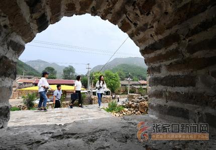 懷來:坊口民俗游火熱小山村