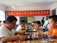 萬全區第六小學在全市中小學國際象棋比賽中榮獲佳績