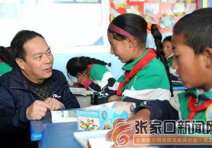 武亮:西藏高原桃李情