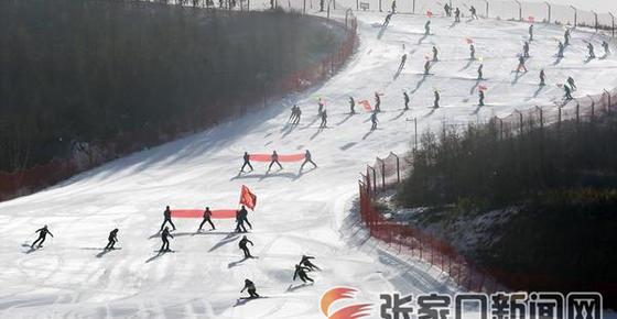 全民健身迎冬奧 健康生活鑄未來