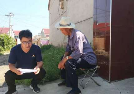 宣化:组织部开展扶贫实践活动