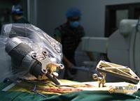 京津新张四地同步完成5G骨科机器人远程手术