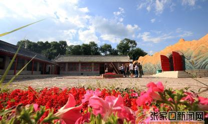 """【第二季跟着党报去扶贫】丁庄湾村:""""红色""""土壤焕发绿色生机"""