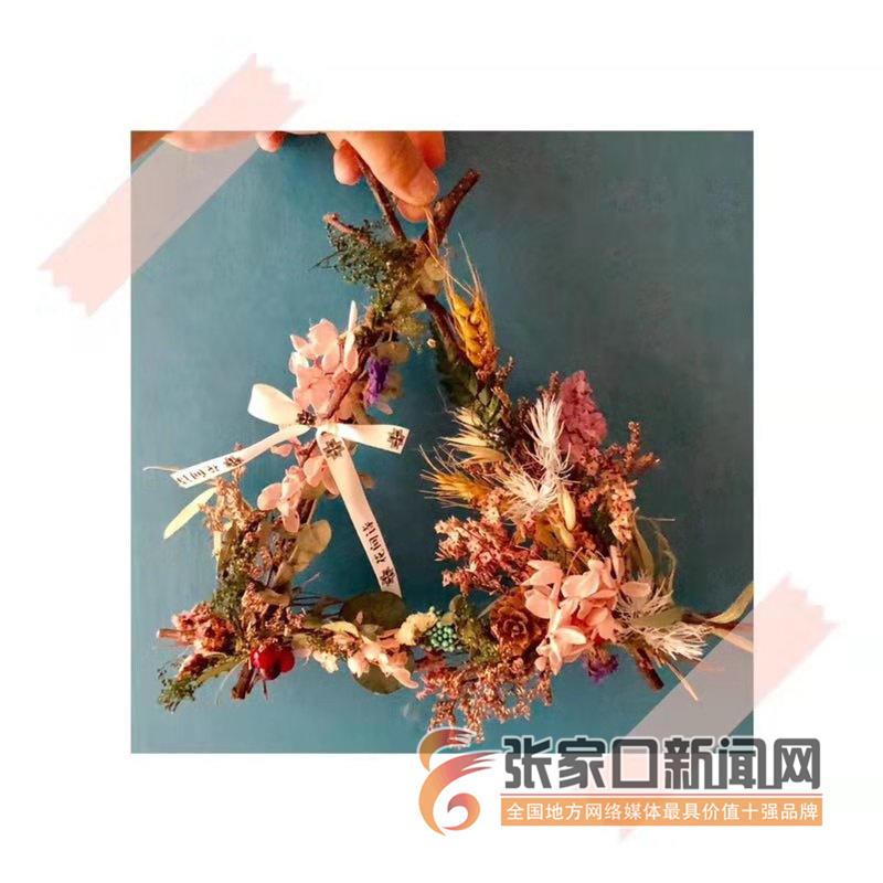 刘玲欢:留住花儿的美