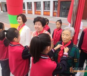 明德路小学举行庆祝祖国70华诞及教师节主题活动