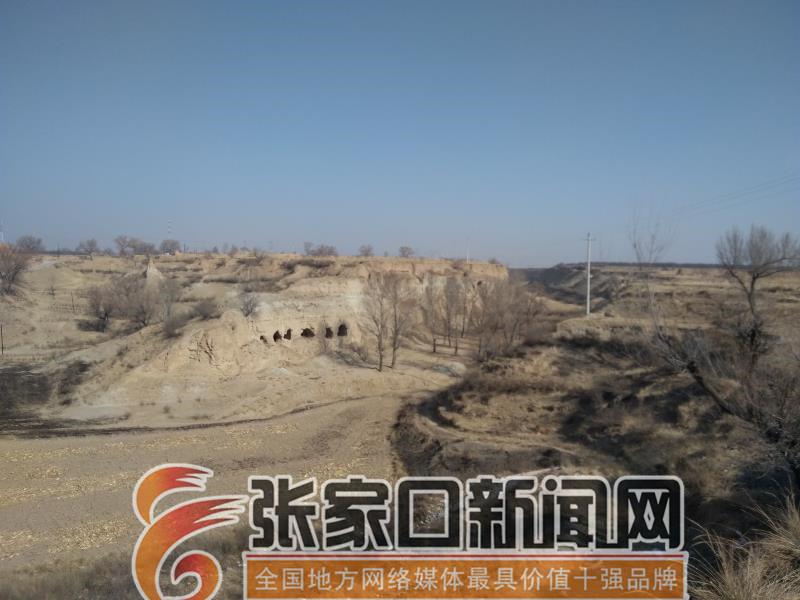 【名城古镇行】张家口前上营军堡:一个王朝的背影 前沟,旧石器时期前上营古人类遗址