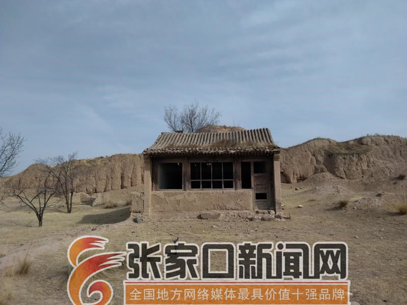 【名城古镇行】张家口前上营军堡:一个王朝的背影 留存下的奶奶庙