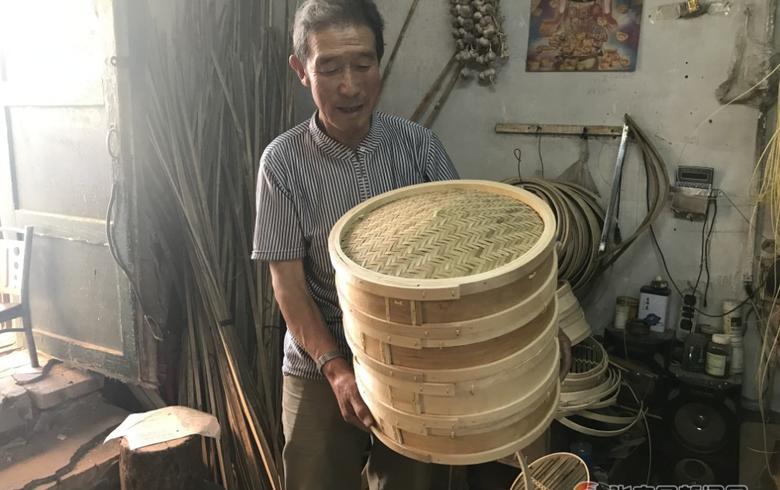 刘万祥:50年痴心不改的笼屉匠