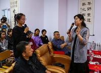 今天 北京电影学院的大咖齐聚张家口